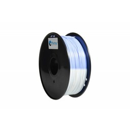 ABS Filament Thermal Color Changing Blue - White