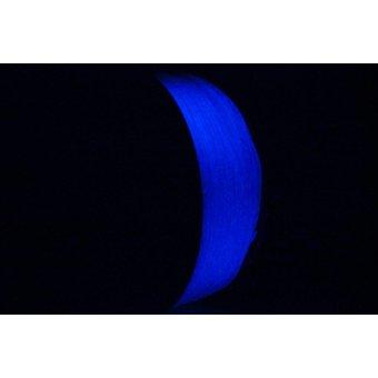 ABS 3D-Printer Filament Glow in the dark Blue