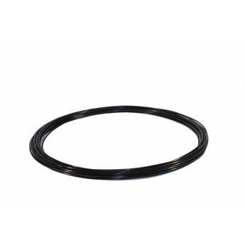ABS 3D-Printer Filament Black 25 Gram