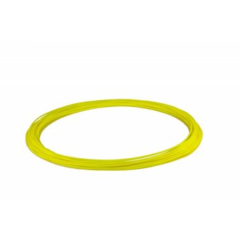 ABS Filament Yellow 10 meter