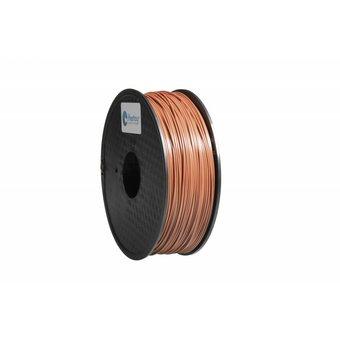 ABS 3D Printer Filament Brown