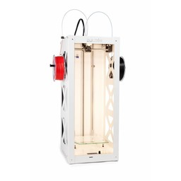 3D printer - Big Builder Dual Feed - Limited Edition White