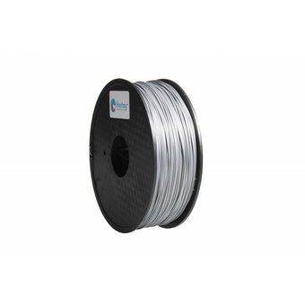 PLA 3D-Printer Filament Silver