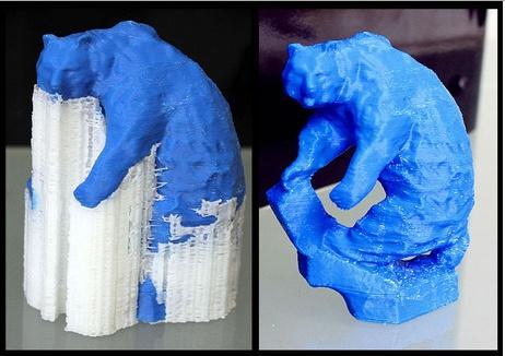 3D-Print Ondersteuning