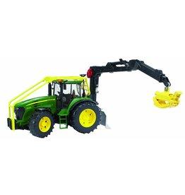 John Deere Bruder John Deere 7930 bosbouw tractor