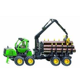 John Deere SIKU John Deere houttransporter
