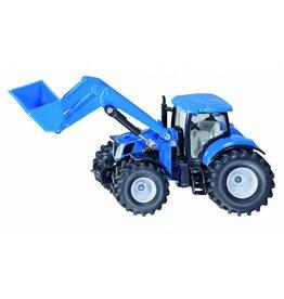 New Holland SIKU New Holland tractor met voorlader
