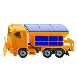 SIKU Winter service truck