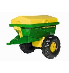 John Deere Rolly Toys Streumax strooimachine van John Deere