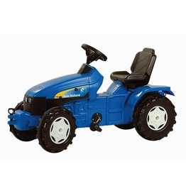 New Holland Rolly Toys Farmtrac New Holland TD5050 traptrekker