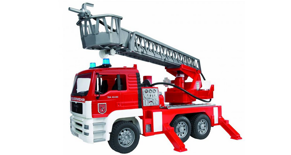 Bruder brandweerauto