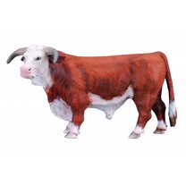 CollectA Hereford stier