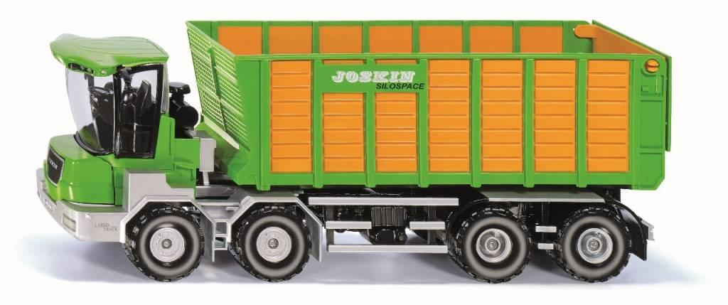 Joskin Siku Joskin Cargo-Track met oplader 1:32
