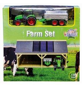 Kids Globe Kidsglobe boerderijset 1:50