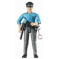 Bruder Bruder Politie agent met accessoires 1:16
