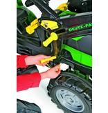 Deutz Fahr Rolly Toys rollyFarmtrac Deutz-Fahr Agrotron 7250 TTV traptrekker met voorlader