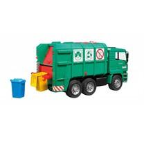 MAN MAN TGS camion poubelle (vert) 1:16