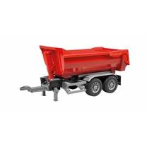 Bruder Bruder halfpipe trailer voor vrachtwagens