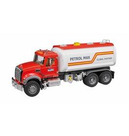 Mack Trucks Bruder Mack Granite tankwagen