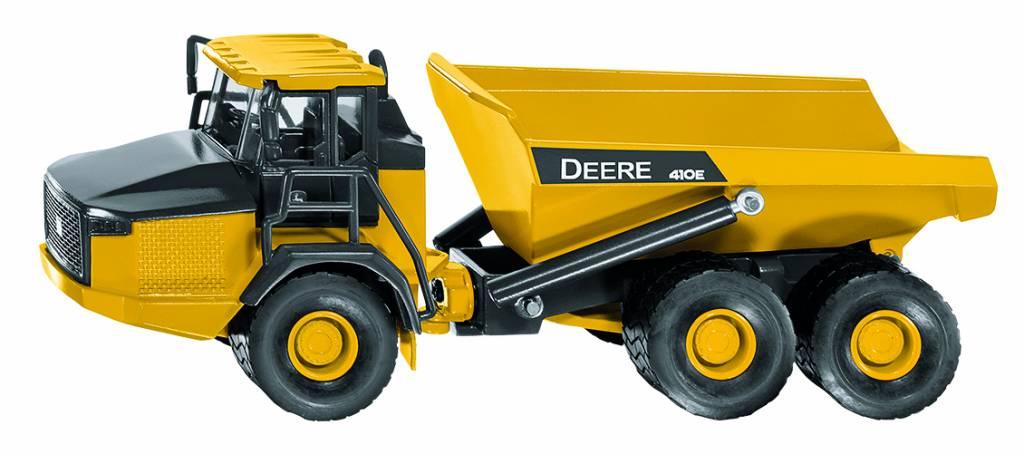 John Deere John Deere Dumper van Siku