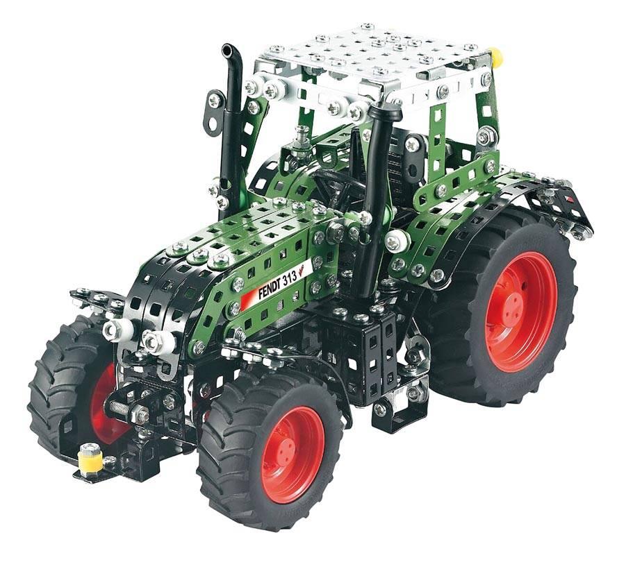 Fendt Fendt 313 Vario tractor bouwpakket van Tronico