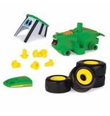 John Deere Johnny demonteerbare speelgoedtractor van Britains