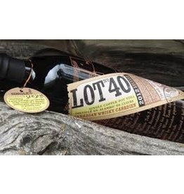 Lot no 40 Canadian whisky