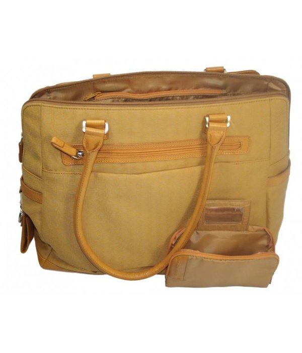 Piquadro Business Bag - Piquadro - gelb