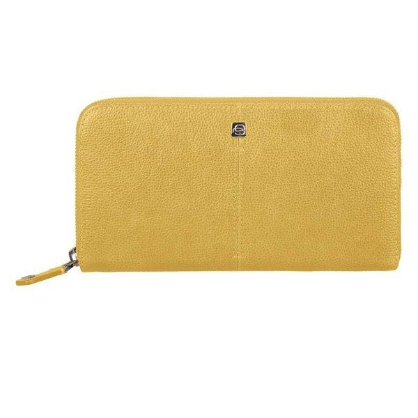 Wallet Piquadro yellow PD1515W49