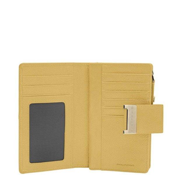 Wallet Piquadro gelb PD1353W49