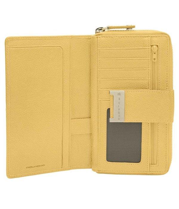 Piquadro Wallet Piquadro gelb PD1354W49