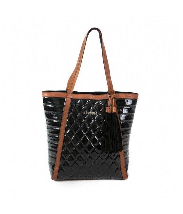 Claudia Firenze Claudia Firenze designer handtas zwart