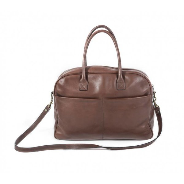 Claudia Firenze Business-Tasche braun