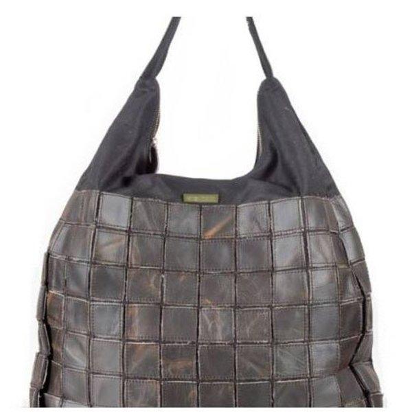Handtasche - Antonello Serio - schwarz
