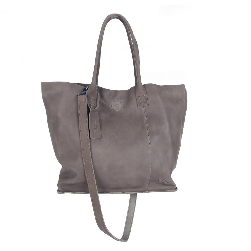 Chabo Bags Chabo Bags Shopper Elephant Grey