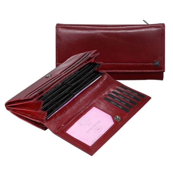 dR Amsterdam Wallet Vegio Red