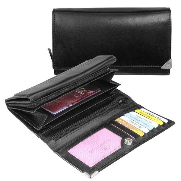 dR Amsterdam Wallet Black Toronto
