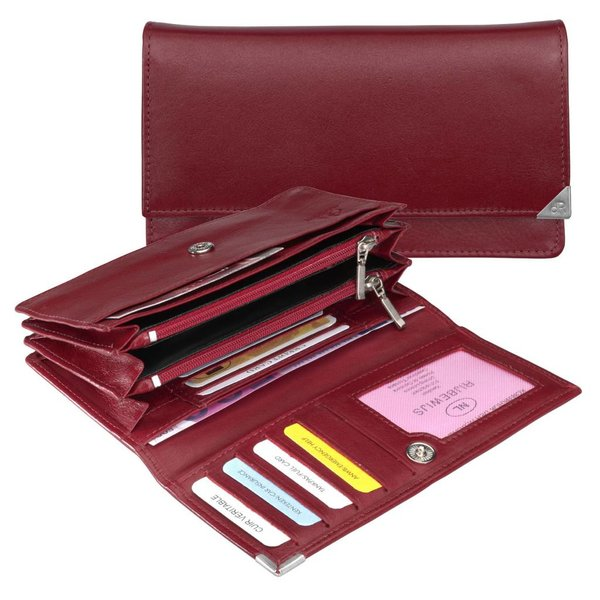 dR Amsterdam Wallet Toronto Red