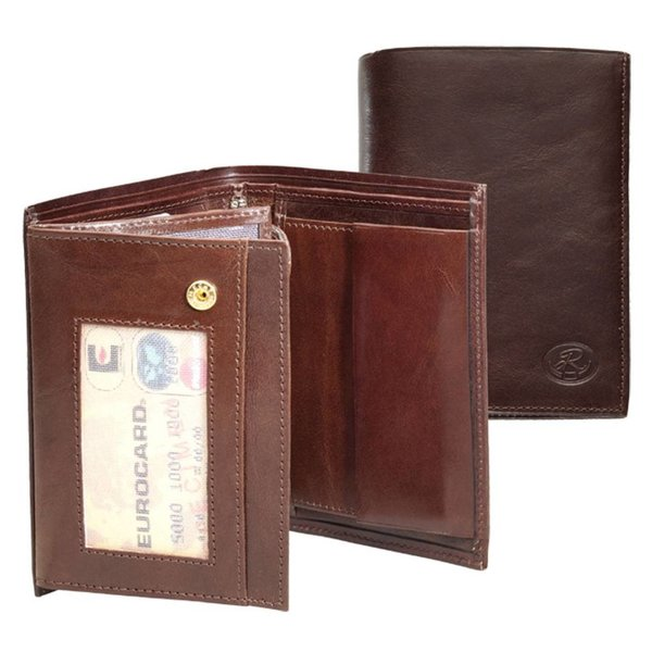 dR Amsterdam Wallet Canyon Chestnut