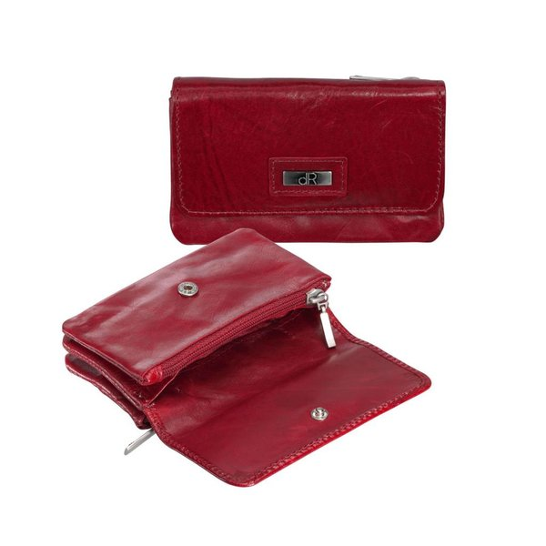 dR Amsterdam Wallet Pompia Red
