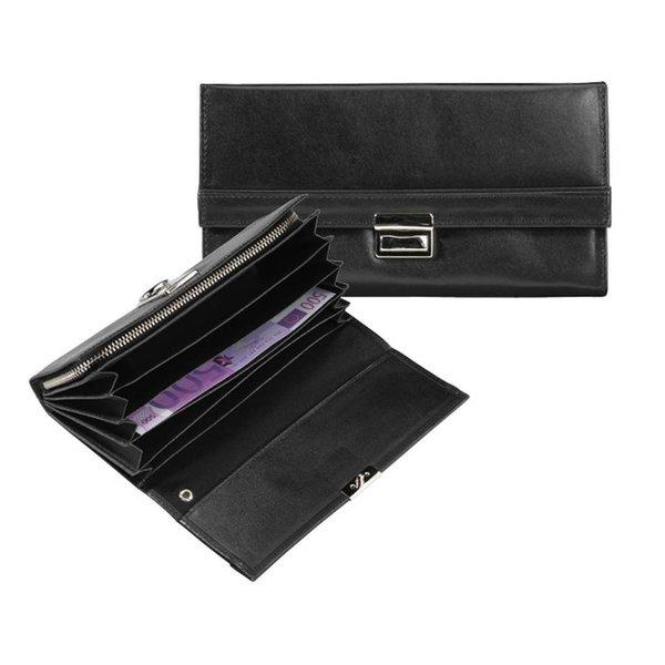 dR Amsterdam Waiter Wallet-66 Series Black