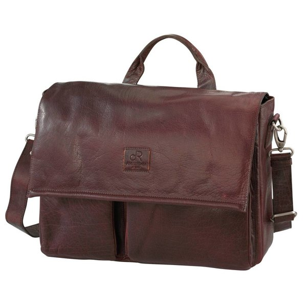 dR Amsterdam Workbag Icon Brown
