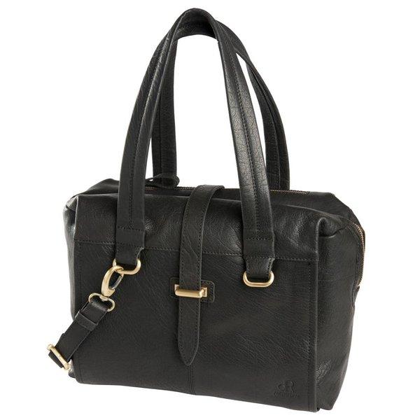 dR Amsterdam Handtasche Black Icon