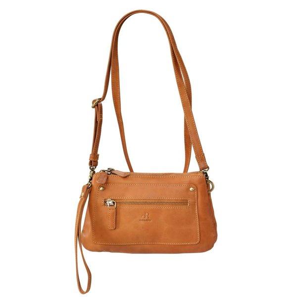dR Amsterdam Shoulder Bag / Clutch Nature Natural