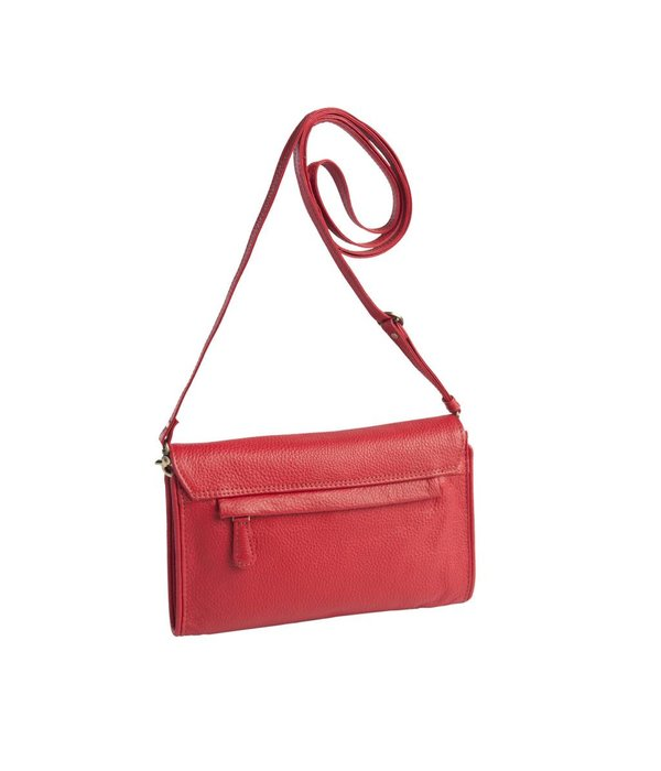 dR Amsterdam dR Amsterdam Clutch Mint Tango Red