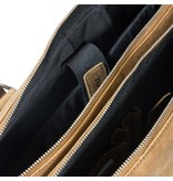 Plevier Plover Business / Laptop loader Cognac lernen