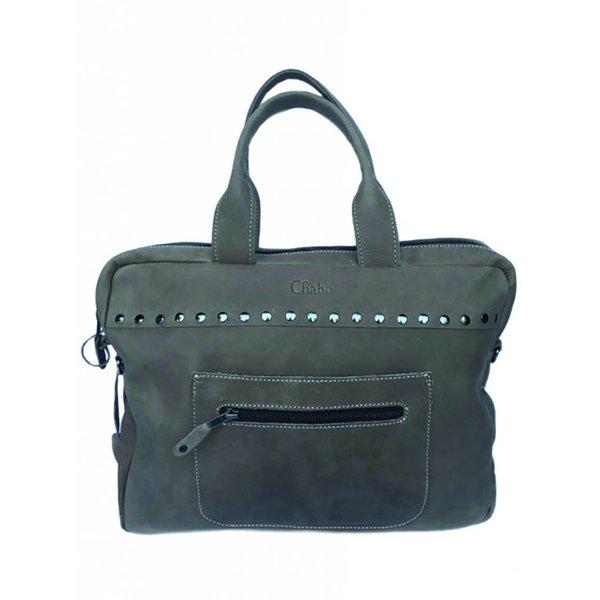 Chabo Bags Brooklyn Elephant Grey