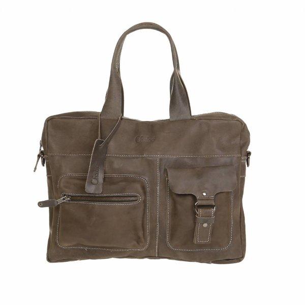 Chabo Bags Best Basic Large Elephant Grey
