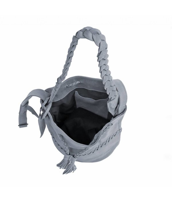 Chabo Bags Chabo Taschen Indian Beutel Grau