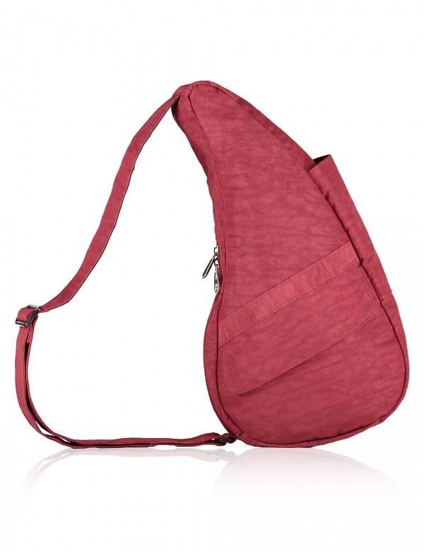 The Healthy Back Bag Textured Nylon Chili Small